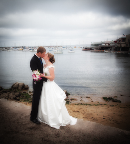 Monterey Wedding Photographer Old Whaling Station